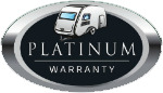 Platinum warranty from Glossop Caravans