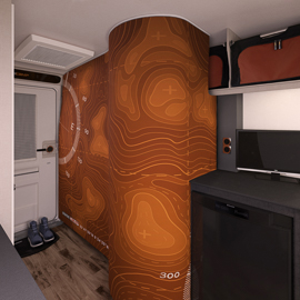 Bunkbed Privacy Curtain