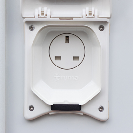 230V External Socket