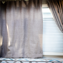 Double Width Curtains
