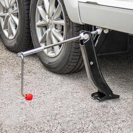 AL-KO Secure Wheel Locks & Jack