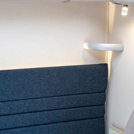 Backlit Headboard