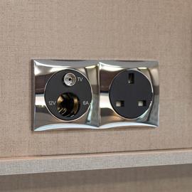Additional TV Socket