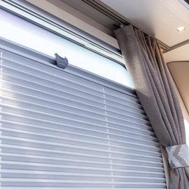 Pleated Blinds & Flyscreens