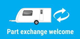 Part exchange welcome