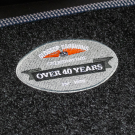 Embroidered Car Mats