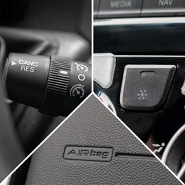 AC, Pass. Airbag & Cruise Control