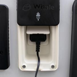 Access Locker with 230v Socket